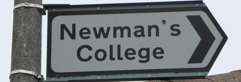 Newman Night Walk am 8. Oktober 2021 von Oxford nach Littlemore