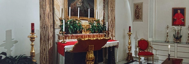 Bericht über Messe zu Ehren des hl. John Henry Newman
