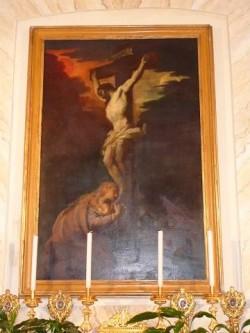 Newman Chapel Rome