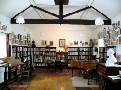 Newman's Library LIttlemore