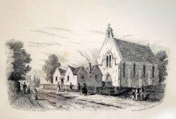 Littlemore - église et école